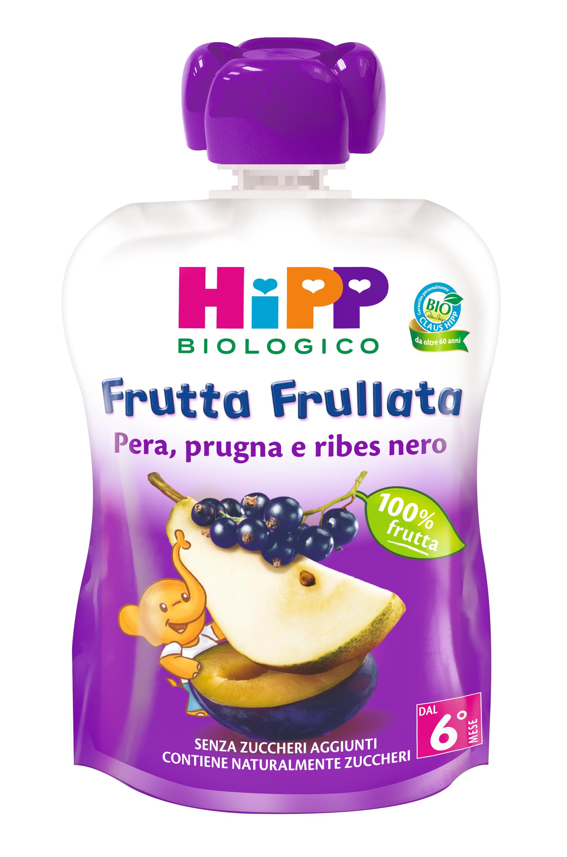 FRUTTA FRUL.PERA/PRU/RIBES HIPP G90