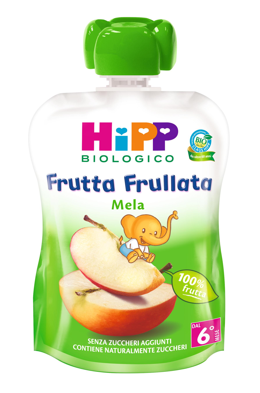 FRUTTA FRULLATA MELA HIPP G90