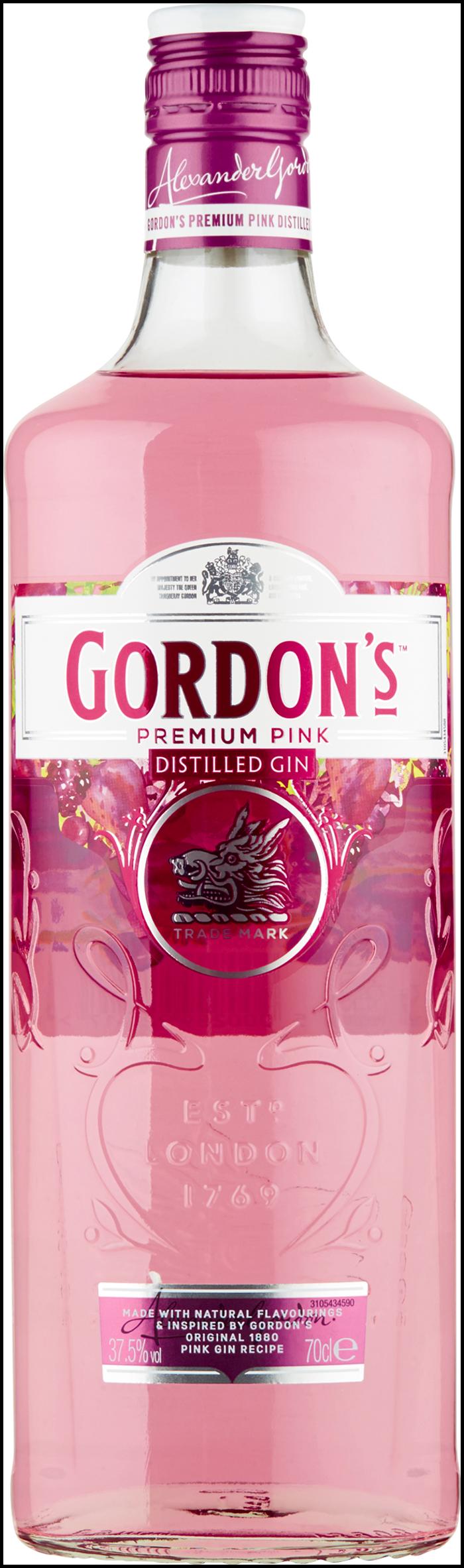 GIN GORDON'S 70CL PINK