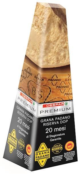 GRANA PADANO DOP 400g PREMIUM
