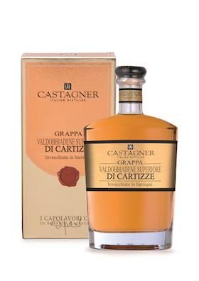 GRAPPA BARRIQUE CASTAGNER CARTIZZE 50C