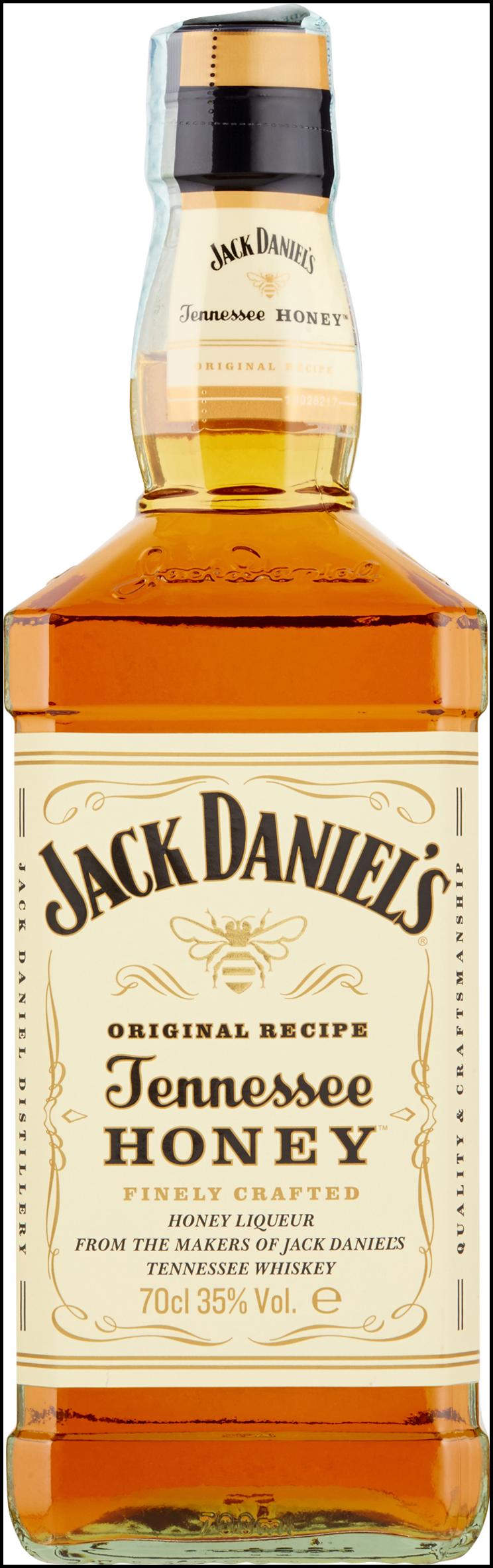 LIQUORE JACK DANIEL'S 70CL HONEY