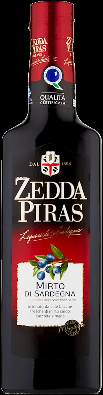 LIQUORE ZEDDA PIRAS 50CL MIRTO SARDEGNA