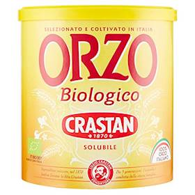 ORZO BIOLOGICO SOLUBILE  CRASTAN  125g