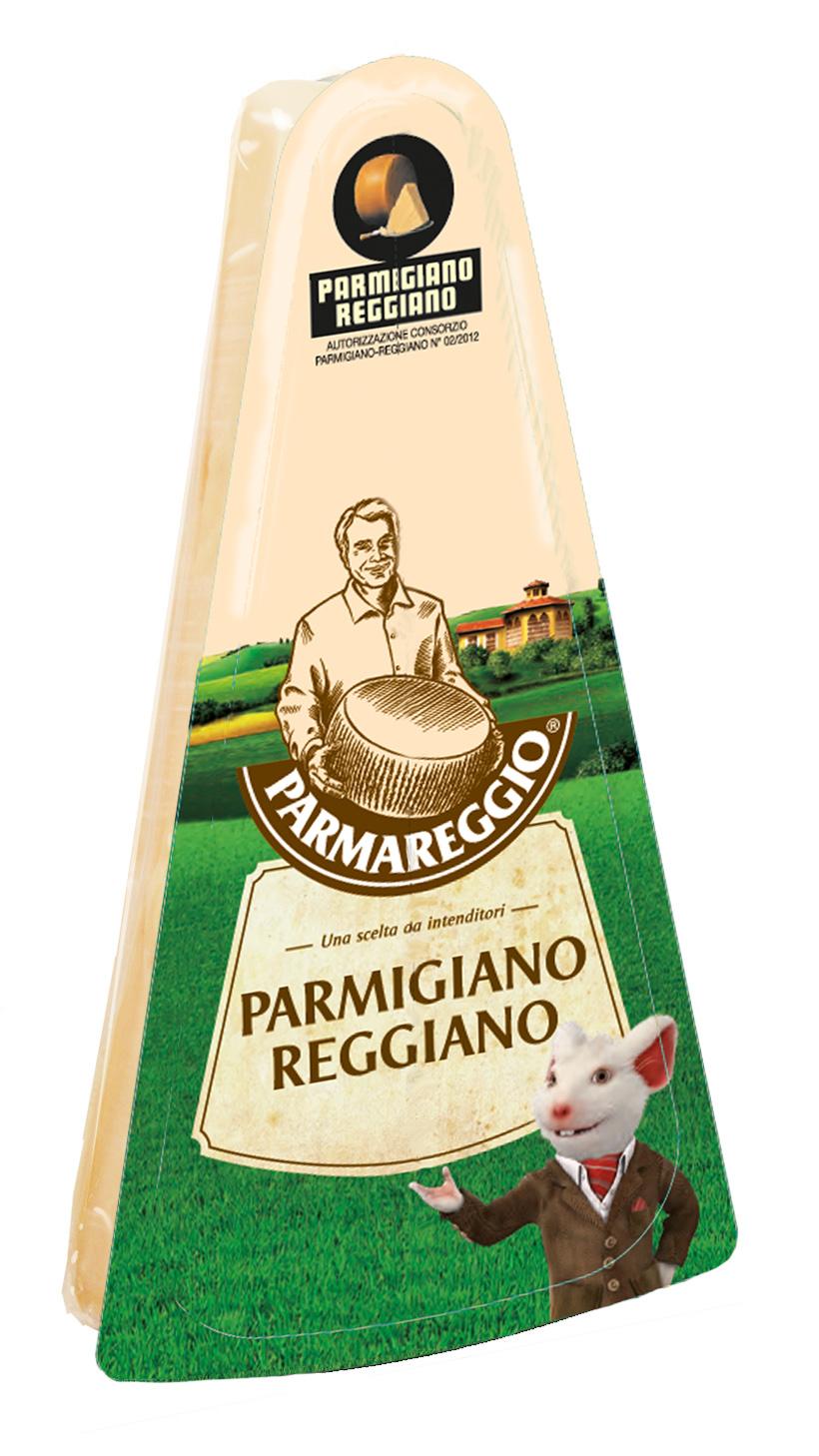 PARMIGIANO REG. PARMAREGGIO 200g