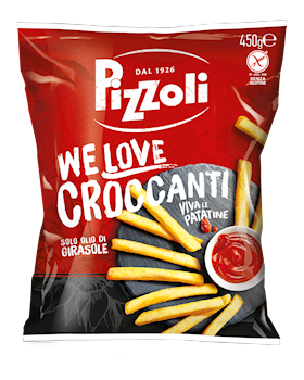 PATATE FRITTE PIZZOLI 450G