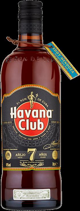RUM HAVANA CLUB 7 ANOS 70CL