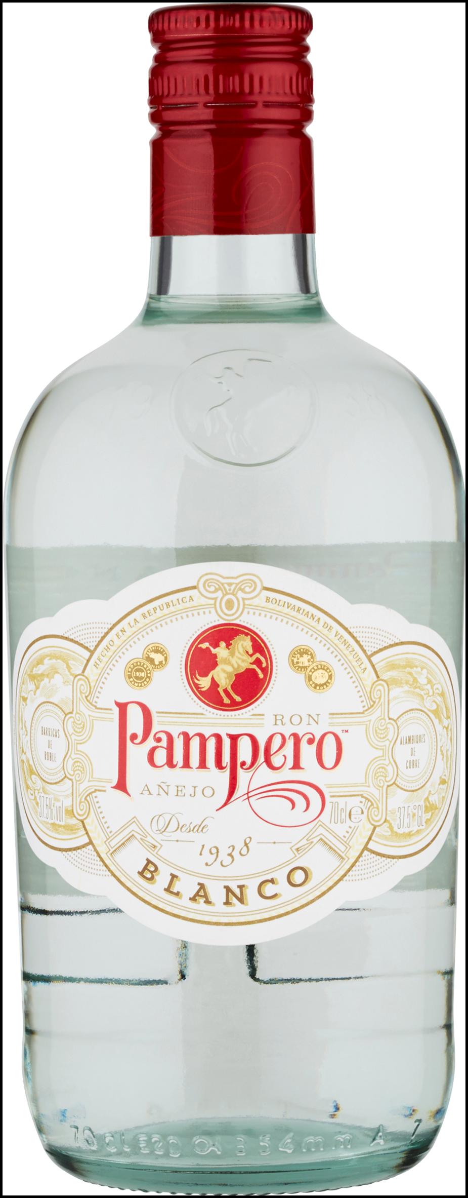 RUM PAMPERO BLANCO 70CL