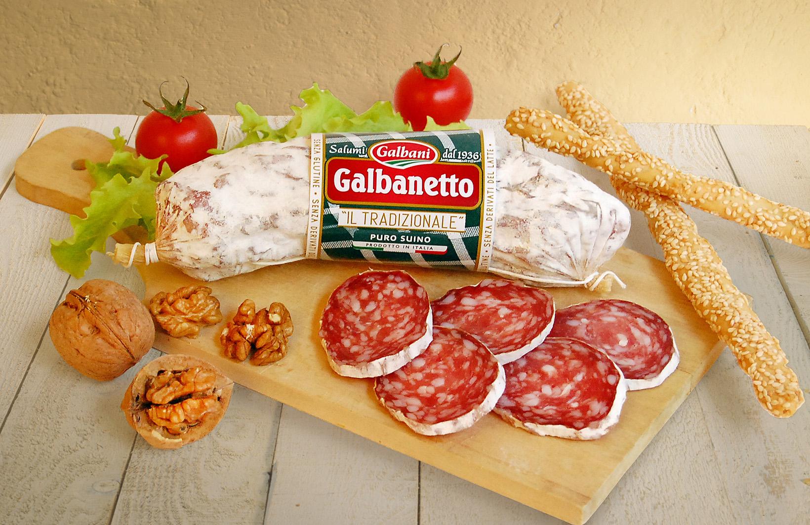 SALAME GALBANETTO  GALBANI