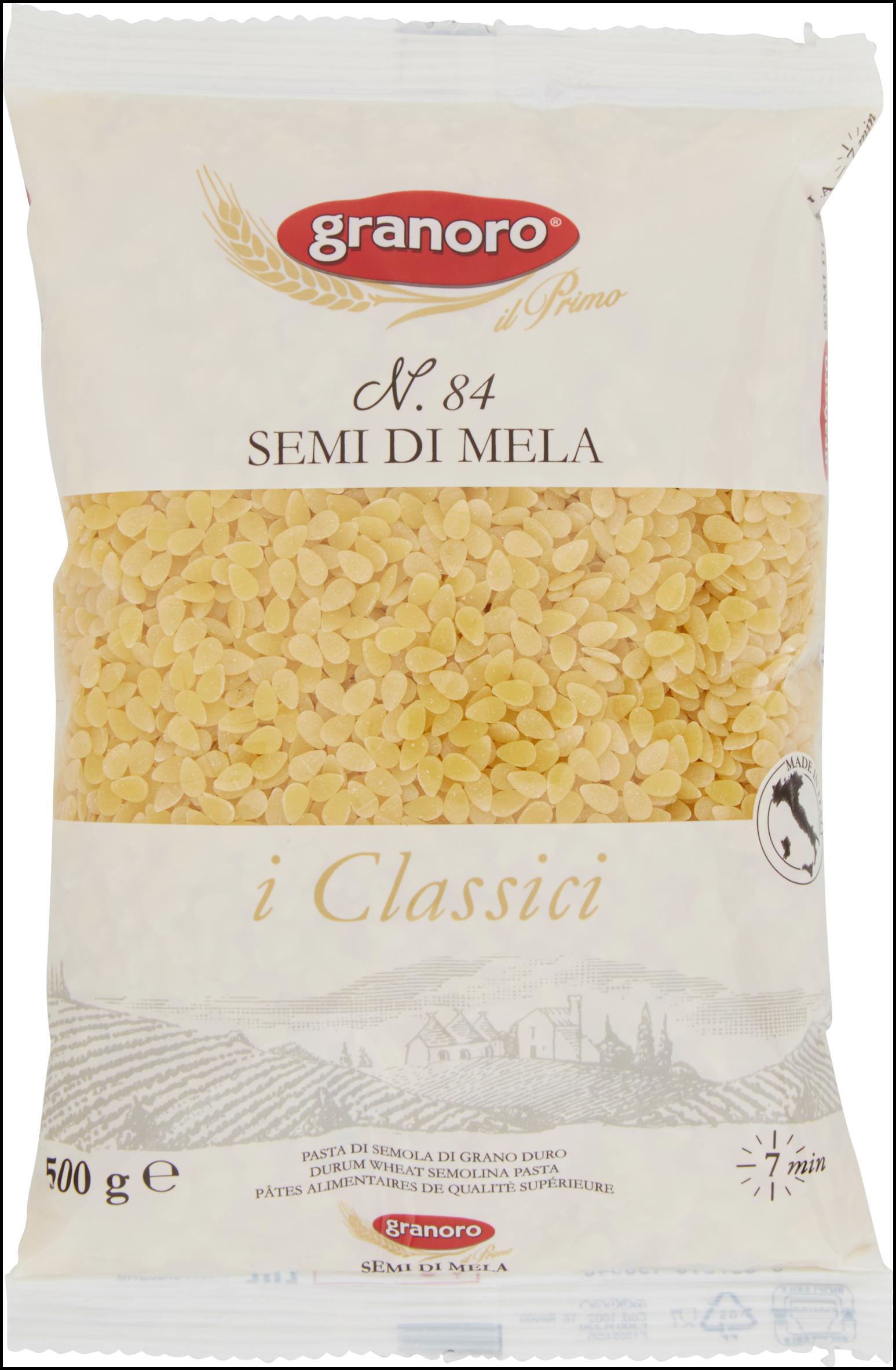 SEMI DI MELA GRANORO 500G N.84