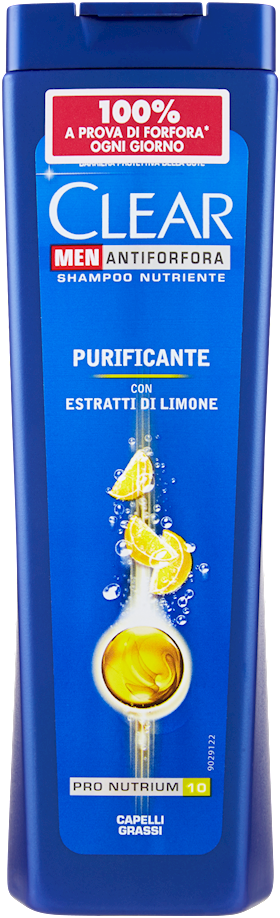 SHAMPOO CLEAR EFF.PURIFICANTE 250 ML