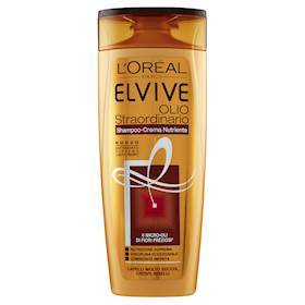 SHAMPOO ELVIVE 250ML CREMA OLIO
