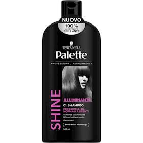 SHAMPOO PALETTE 500ML SHINE