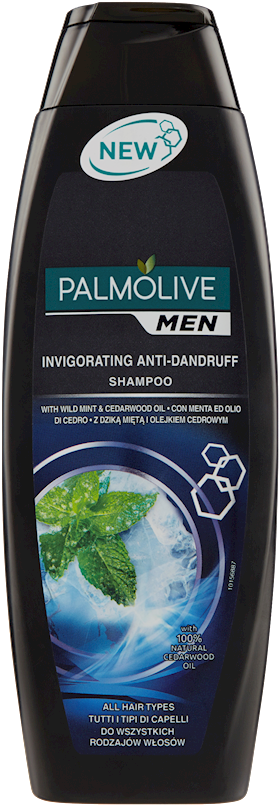 SHAMPOO PALMOLIVE 350 ML MAN