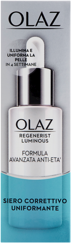 SIERO OLAZ 40ML LUMINOUS SIERO