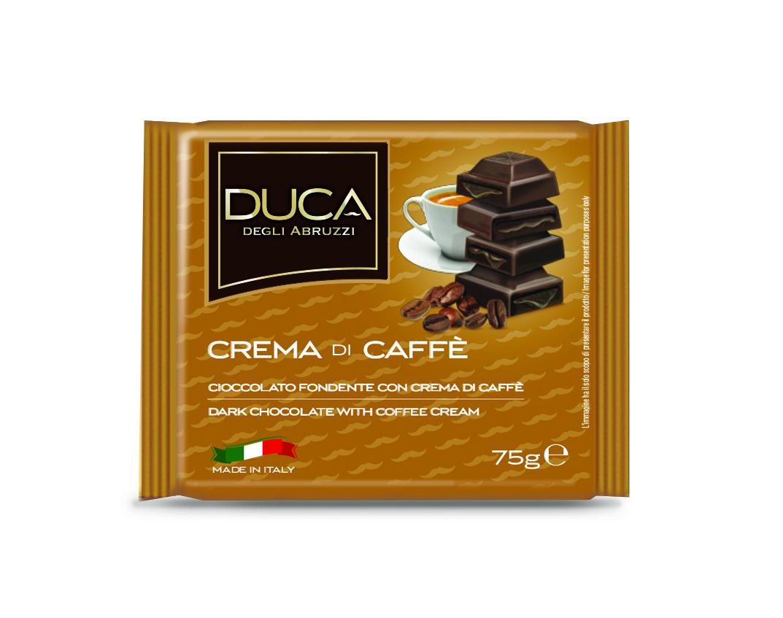 TAVOL.CIOCCO DUCA 75G CREMA CAFFE'