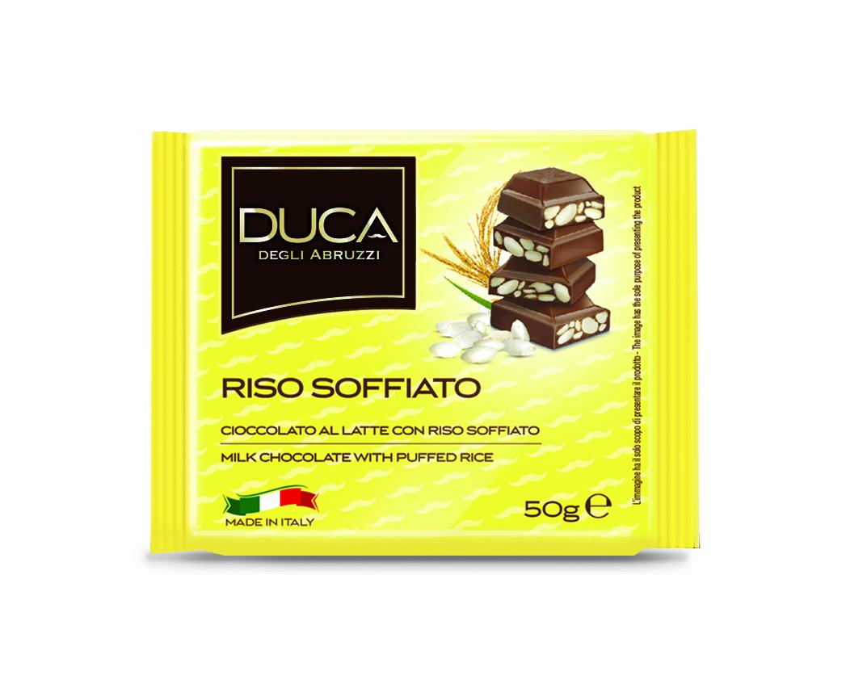 TAVOL.CIOCCO   DUCA R.SOFFIATO G50
