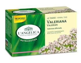 TISANA  VALERIANA  L'ANGELIC  36g