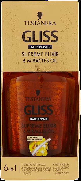 TRATT.GLISS ELISIR 6 MIRACLES OIL 75ML
