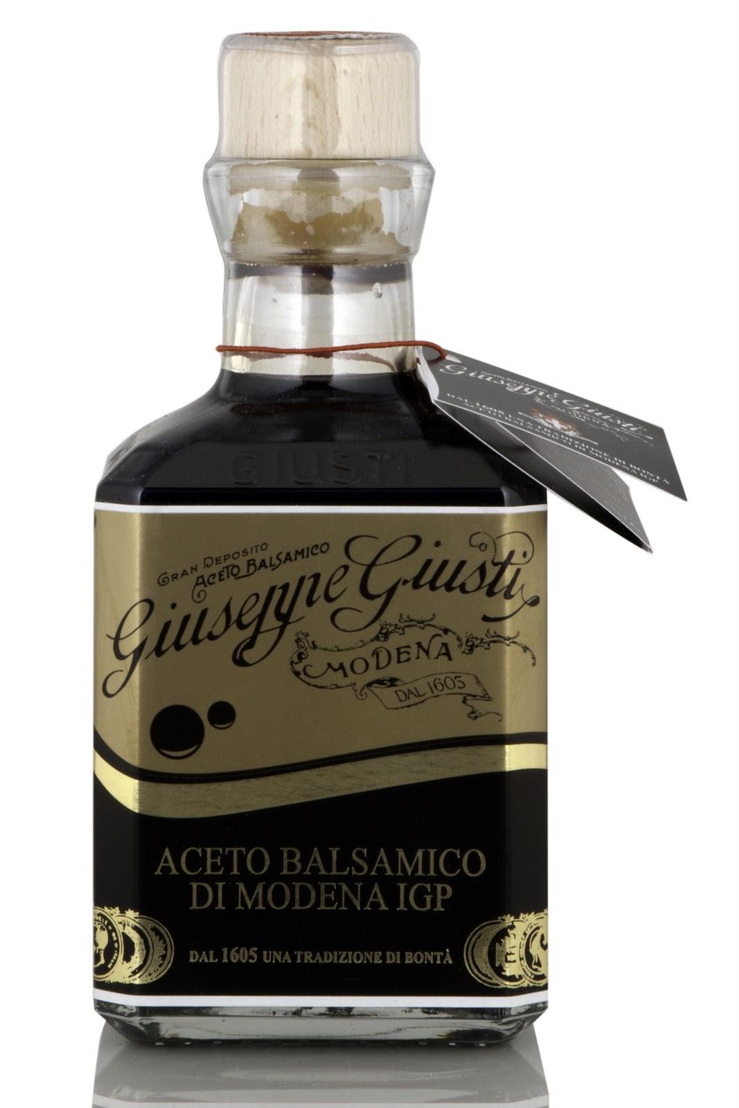 Aceto Balsamico di Modena Alta Densità Giusti