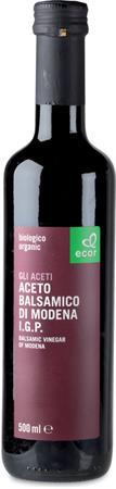 Aceto balsamico di Modena Ecor