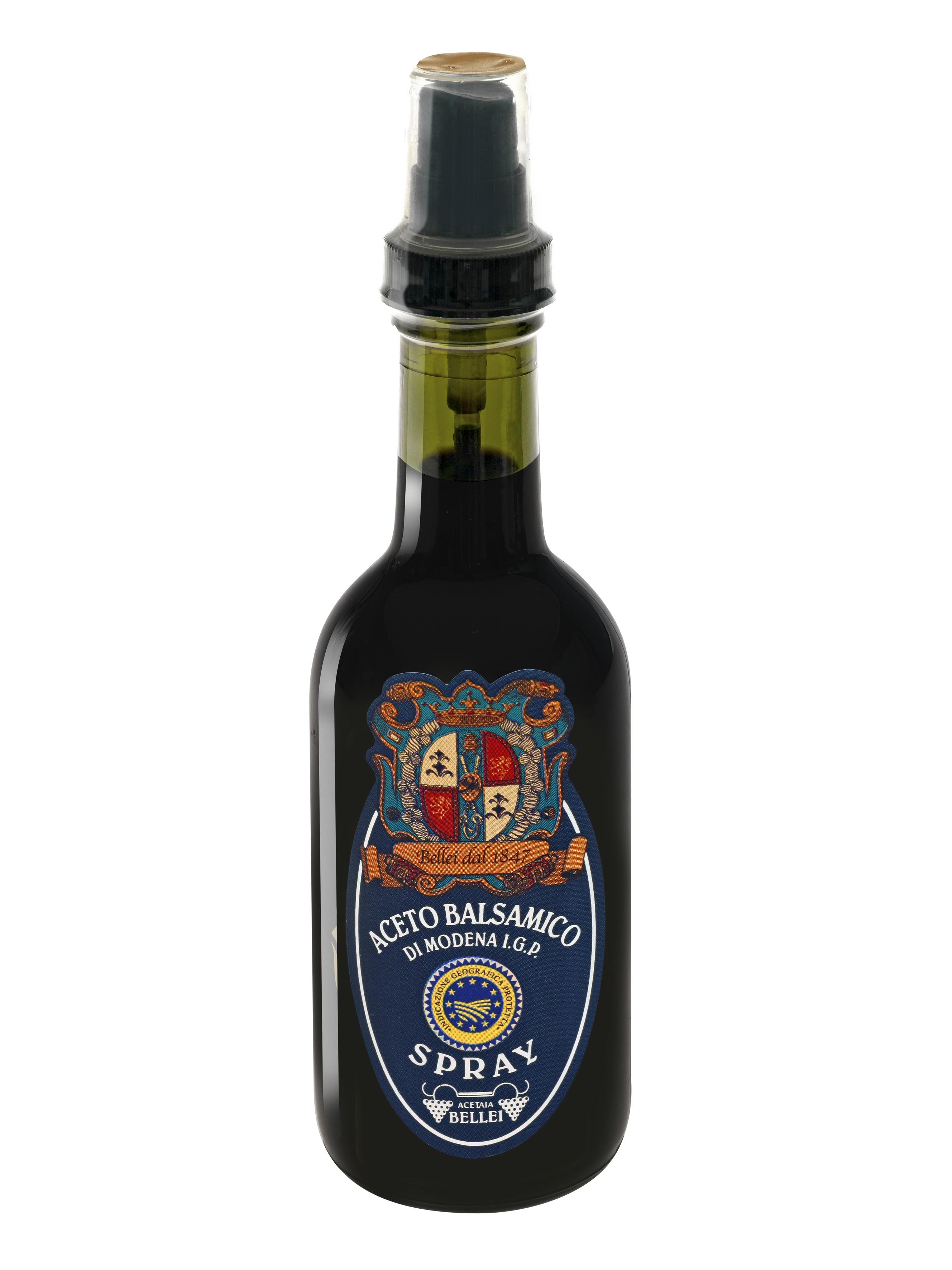 Aceto balsamico di Modena IGP Araldica Bellei spray