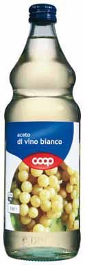 Aceto di vino bianco Coop