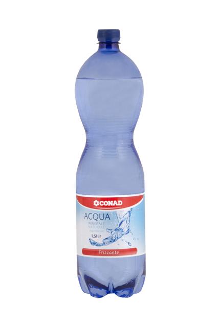 Acqua Minerale Frizzante Conad