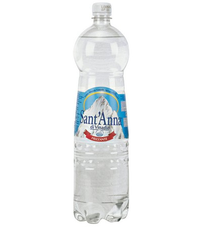 Acqua Sant'Anna frizzante