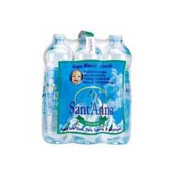 Acqua Sant'Anna naturale