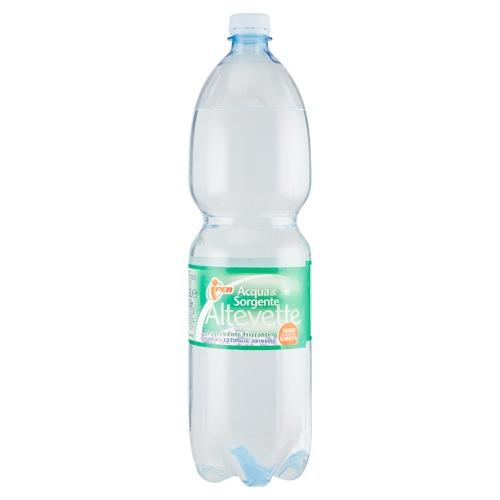 Acqua frizzante Altevette Iper