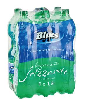 Acqua Leggermente Frizzante Blues Blues Offerte E Promozioni