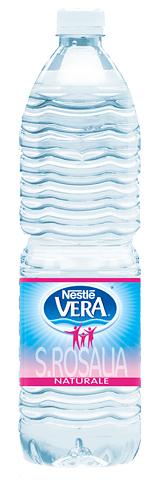 Acqua minerale naturale Vera