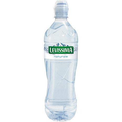 Acqua naturale Levissima