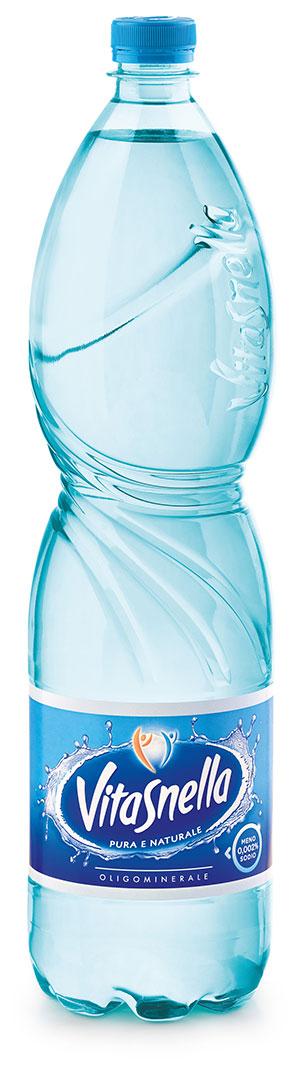 Acqua naturale Vitasnella