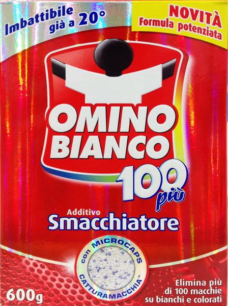 Additivo in polvere Omino Bianco 100 più
