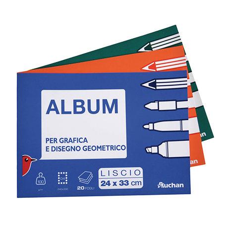 Album da disegno auchan auchan offerte e promozioni - Auchan porta di roma offerte ...