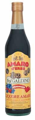Amaro d'erbe Frà Galdino