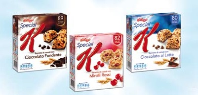 Barrette Special K Kellogg's