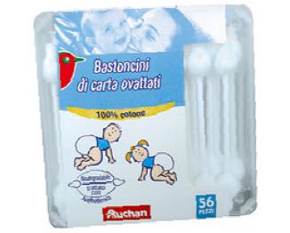 Bastoncini di carta ovattata auchan auchan offerte e - Auchan porta di roma offerte ...