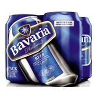 Birra Bavaria in lattina