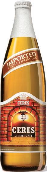 Birra Strong Ale Ceres