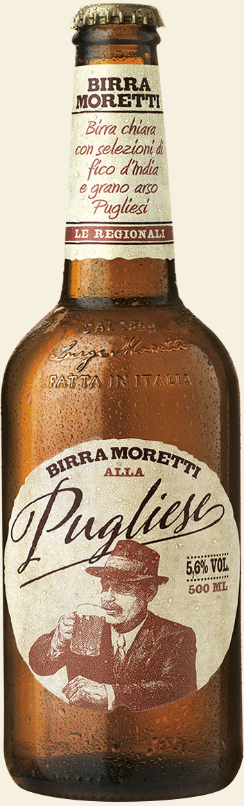 Birra Pugliese Moretti