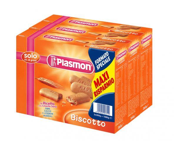 Biscotti Plasmon