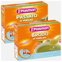 Brodo di verdure Plasmon