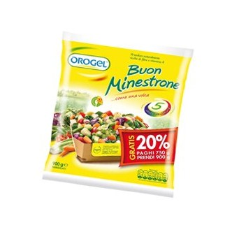 Buon minestrone Orogel