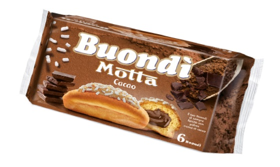 Buondì al cioccolato