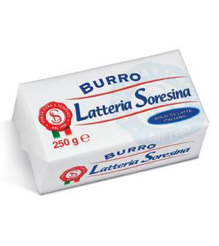 Burro Latteria Soresina