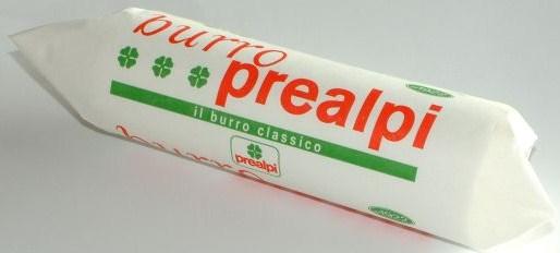 Burro Prealpi