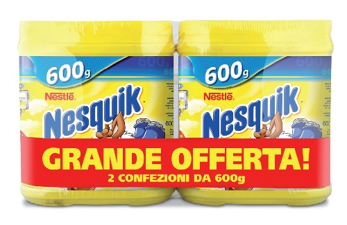 Cacao solubile Nesquik Nestlé